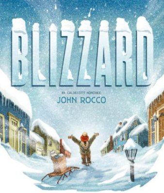 Blizzard Twenty Picture Books that capture the essence of childhood