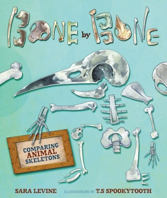 bone by bone Nonfiction Picture Book Wednesday: Some beginning read alouds