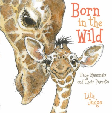Born in the Wild Nonfiction Picture Books - grow a beginning collection There's a Book for That