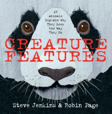 creature-features-Nonfiction Picture Book Wednesday: Some beginning read alouds