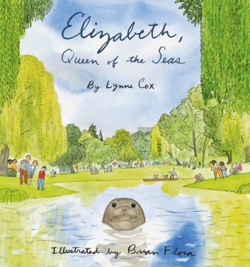 Elizabeth queen of the sea Nonfiction Picture Book Wednesday: My current TBR list, nonfiction style There's a Book for That