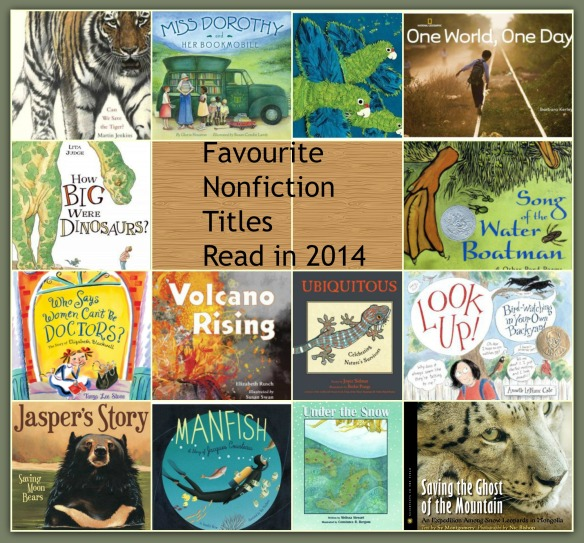 Favourite Nonfiction of 2014
