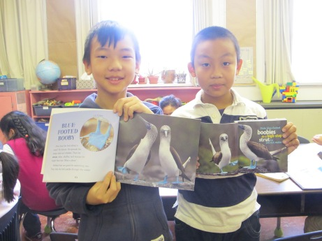 "Nonfiction Picture Book Wednesday: Nonfiction ""on the go"" in our room There's a Book for That"
