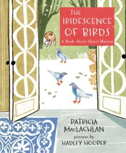 Iridescence of Birds  Monday December 29th, 2014 There's a Book for That