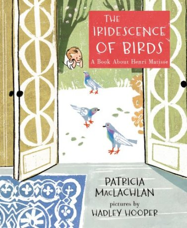 Nonfiction Picture Book Wednesday: The Iridescence of Birds There's a Book for That