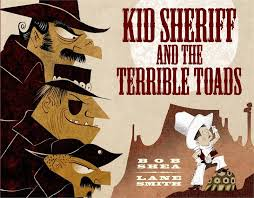 Kid Sheriff  Monday December 29th, 2014 There's a Book for That