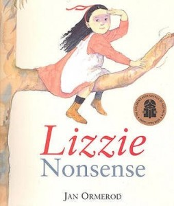Lizzie Nonsense  Monday December 29th, 2014 There's a Book for That