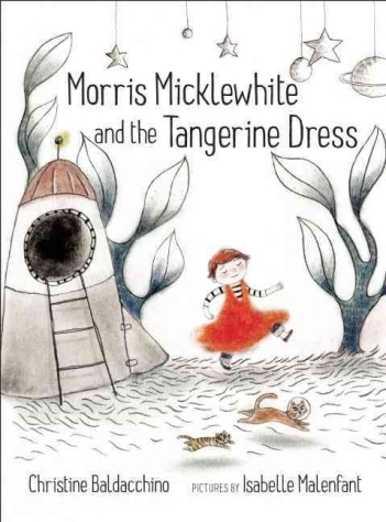 Morris Micklewhite and the Tangerine Dress Monday December 22nd, 2014 There's a Book for That