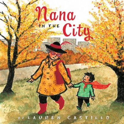 Nana in the City Monday December 22nd, 2014 There's a Book for That