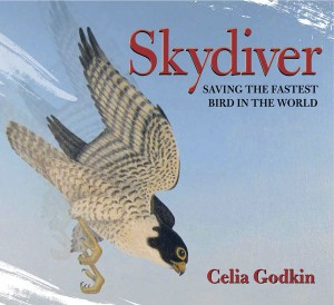 Skydiver- Saving the Fastest Bird in the World Monday December 22nd, 2014 There's a Book for That