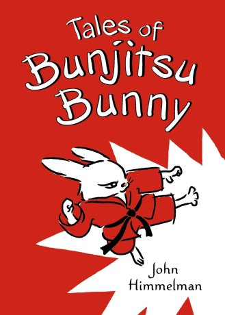 Tales of Bunjitsu Bunny Monday December 22nd, 2014 There's a Book for That