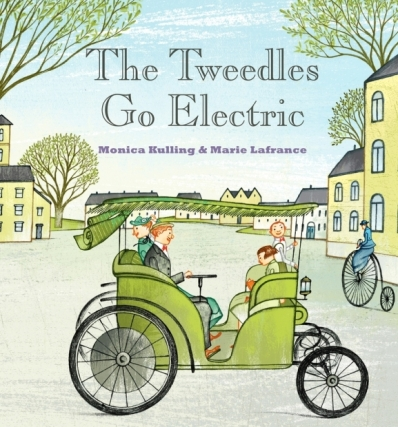 The Tweedles Go Electric Monday December 22nd, 2014 There's a Book for That