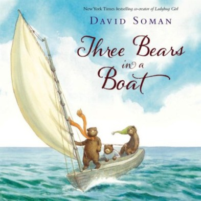Three Bears in a Boat  I wanted to see a whale There's a Book for That