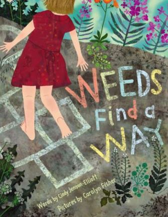 Weeds Find a Way Nonfiction Picture Book Wednesday: A room full of nonfiction There's a Book for That