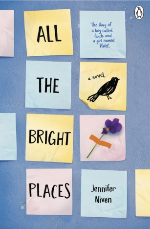All the Bright Places Monday March 30th, 2015 #IMWAYR There's a Book for That