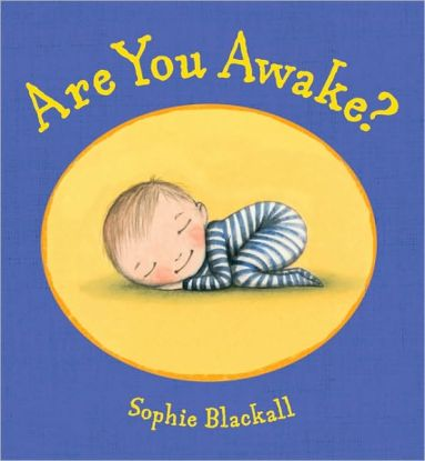 Are you awake? Monday January 19th, 2015  #IMWAYR There's a Book for That
