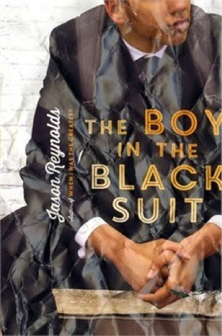 boy in the black suit Monday March 9th, 2015 #IMWAYR There's a Book for That