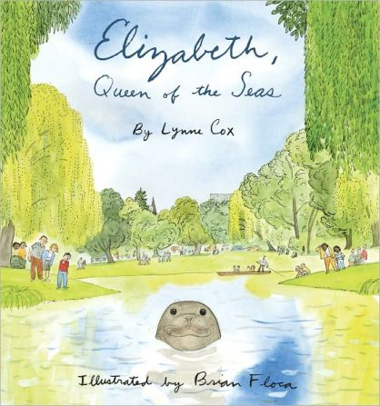 Elizabeth-Queen-of-the-Seas- Monday January 26th, 2015 #IMWAYR There's a Book for That