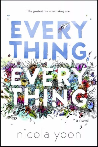 everything, everything Monday October 26th, 2015 There's a Book for That