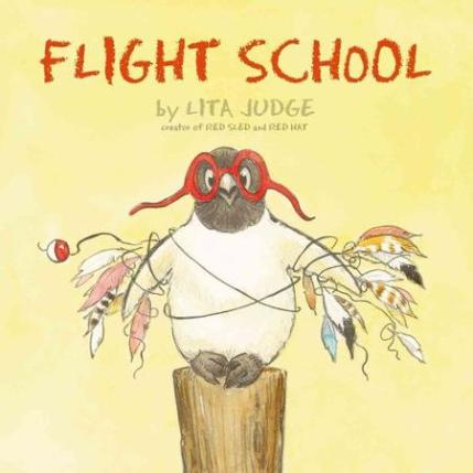 Flight School Monday January 12th, 2015  #IMWAYR There's a Book for That