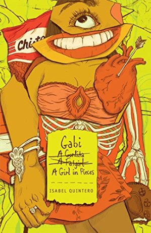 Gabi A girl in pieces In the world of books: 25 girls who stand out There's a Book for That