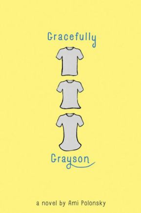 Gracefully Grayson Monday December 28th, 2015 There's a Book for That
