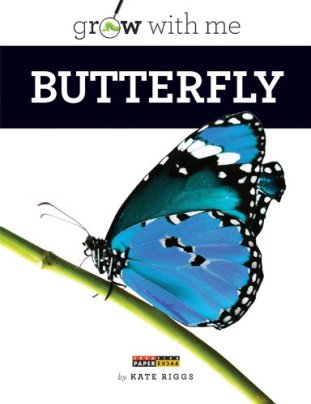 Grow with me Butterfly Nonfiction Picture Book Wednesday: A room full of nonfiction There's a Book for That