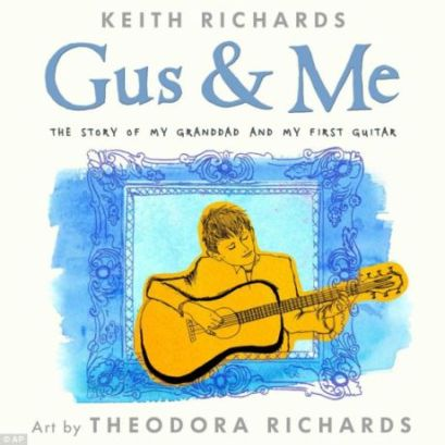 Gus & Me Monday January 19th, 2015  #IMWAYR There's a Book for That