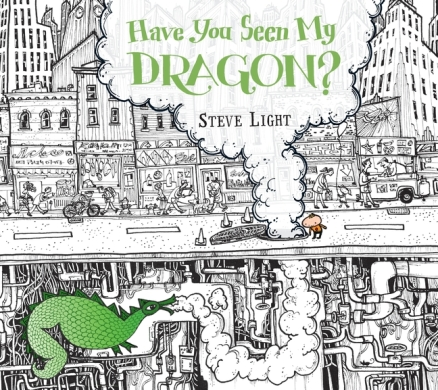 Have you seen my dragon? Monday January 12th, 2015  #IMWAYR There's a Book for That