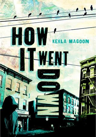 how it went down Monday March 9th, 2015 #IMWAYR There's a Book for That