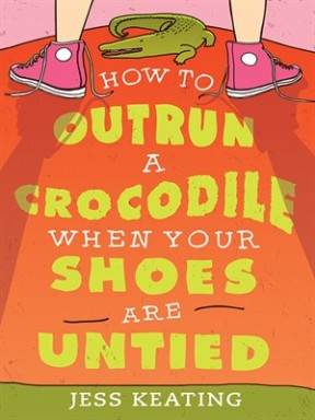 How to Outrun a Crocodile when Your Shoes are Untied Top Ten Tuesday: Ten dinner invitations I would accept in the world of MG and YA books