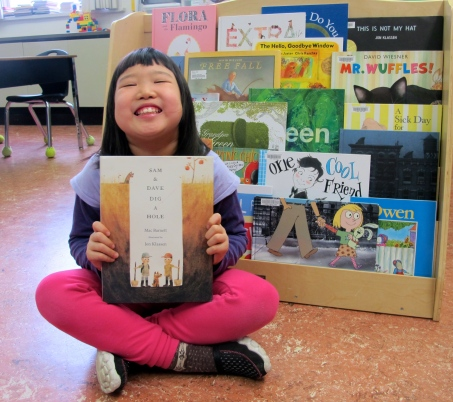 Celebration: Literacy to fill the year (2015) There's a Book for That