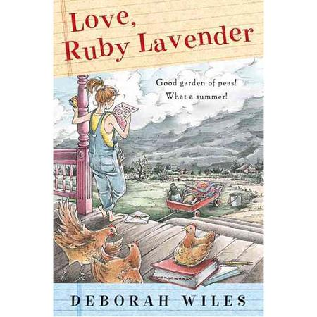 Love, Ruby Lavender  Monday June 15th, 2015 There's a Book for That