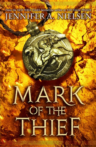 Mark of the Thief Top Ten Books on My Summer TBR list for 2015 There's a Book for That
