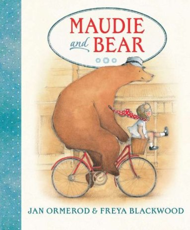 Maudie and Bear Monday January 26th, 2015 #IMWAYR There's a Book for That