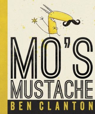 Mos-Mustache  #IMWAYR Monday January 5th, 2015 There's a Book for That
