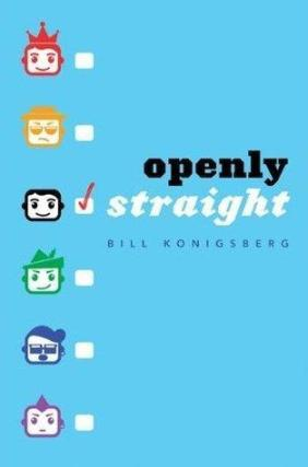 Openly Straight Monday August 10th, 2015 There's a Book for That
