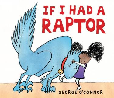 Raptor  #IMWAYR Monday January 5th, 2015 There's a Book for That
