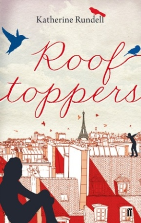 Rooftoppers by Katherine Rundell Top Ten Tuesday: Titles that feature wonderful friendships in MG literature There's a Book for That