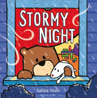 Stormy Night Monday January 26th, 2015 #IMWAYR There's a Book for That