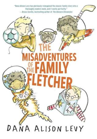 The Misadventures of the Family Fletcher Monday February 9th, 2015 #IMWAYR There's a Book for That