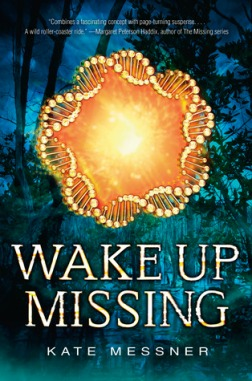 wake up missing  #IMWAYR Monday January 5th, 2015 There's a Book for That