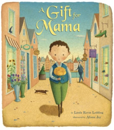 a gift for mama Monday February 2nd 2015 #IMWAYR There's a Book for That
