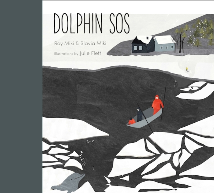 Dolphin SOS Monday February 2nd 2015 #IMWAYR There's a Book for That