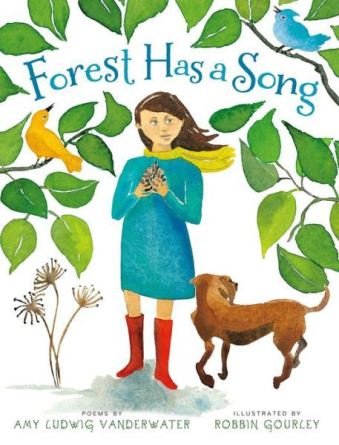 Forest has a song Monday February 9th, 2015 #IMWAYR There's a Book for That