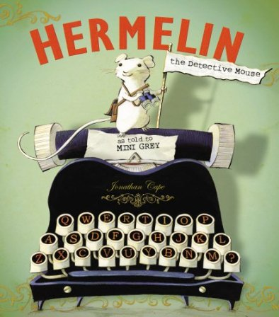 Hermelin Monday February 9th, 2015 #IMWAYR There's a Book for That