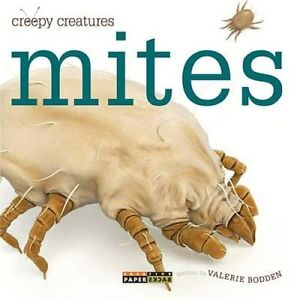 Mites Creepy Creatures Nonfiction Picture Book Wednesday: A room full of nonfiction There's a Book for That