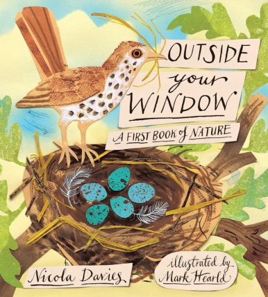 Outside Your Window Monday February 16th, 2015 #IMWAYR There's a Book for That