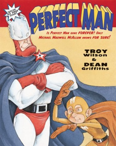 Perfect Man Monday February 22nd, 2015 #IMWAYR There's a Book for That