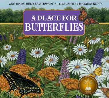 Place for Butterflies Monday February 2nd 2015 #IMWAYR There's a Book for That